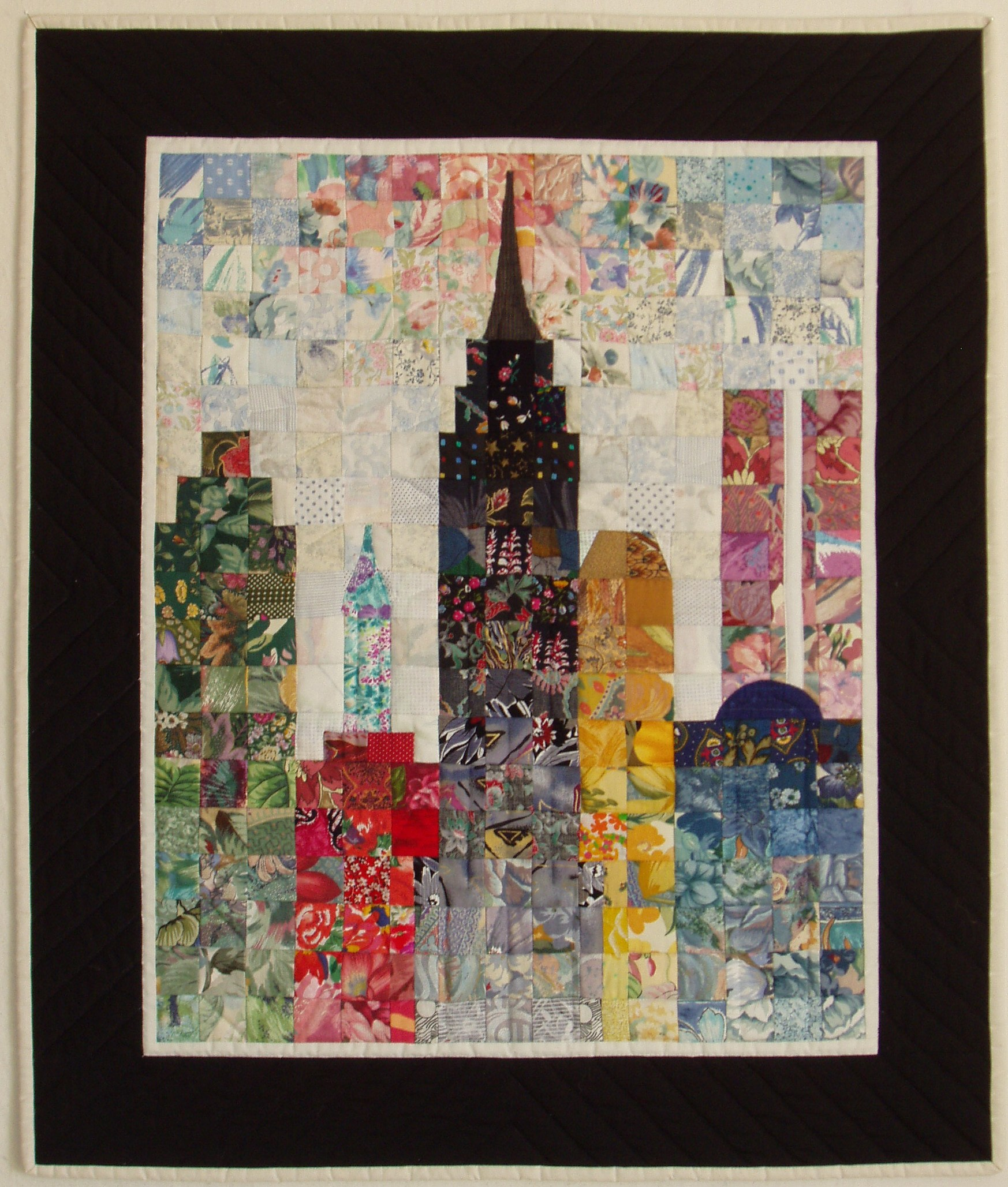Landscape Quilt Patterns Kits : 1000+ ideas about Watercolor Quilt on Pinterest Quilts, Quilt Kits and Landscape Quilts