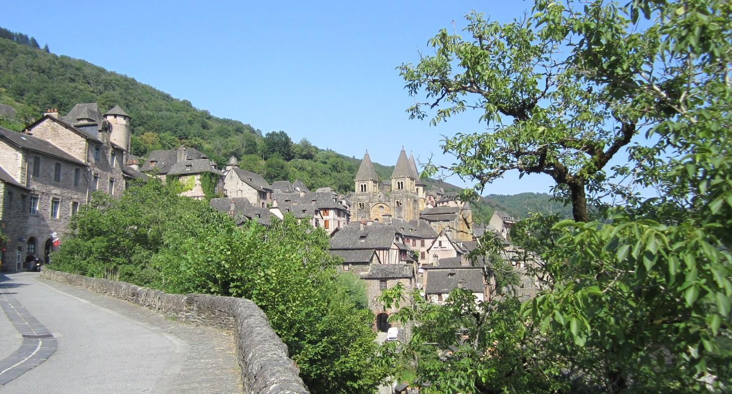 Le D 233 Curieux De Conques Aveyron La Ruche Des Quilteuses