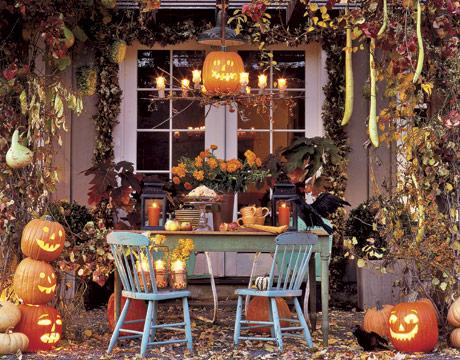 Deco Amerique deco halloween. excellent halloween wreath ideas making supplies diy