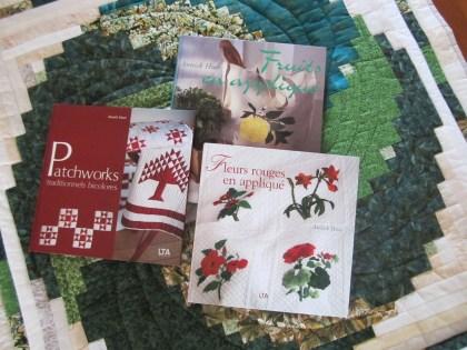 Livres Annick Huet