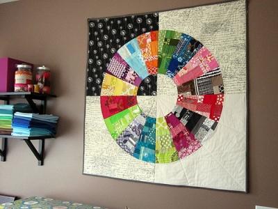 wheel quilt