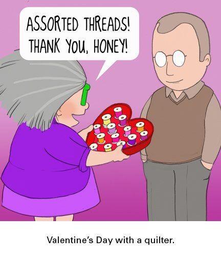 valentine bobbins