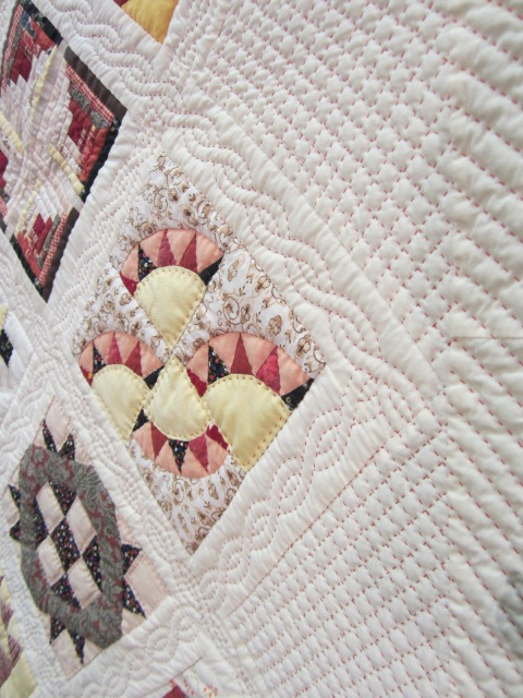 Pascale quilting