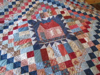 quilting médaillon