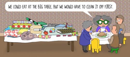 table mrsbobbins