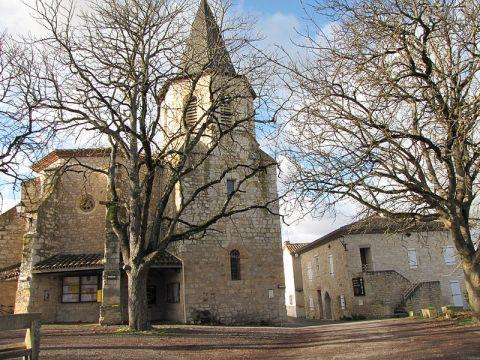 Fayssac Eglise et Mairie