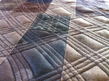quadruple quilting