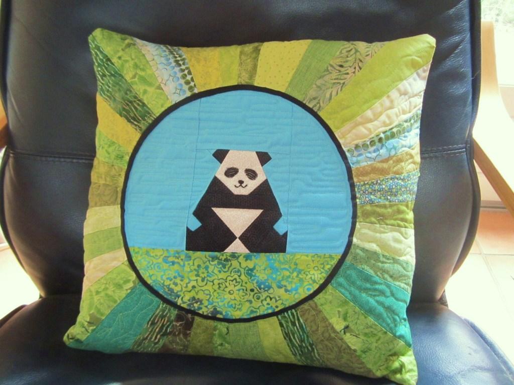 Panda pour No
