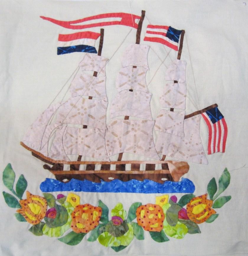 ship Baltimore