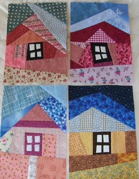 mes 4 maisons