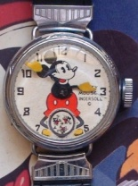 1st mickey watch