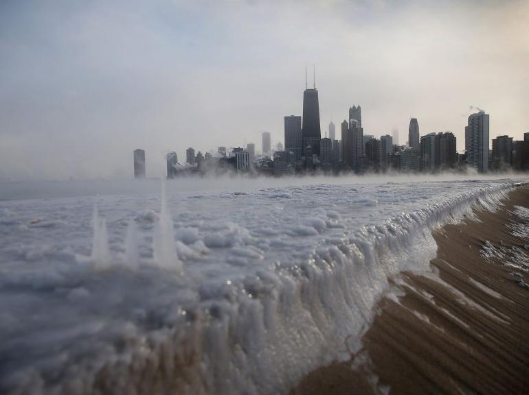 Chicago 6 janvier 2014 - 6820521