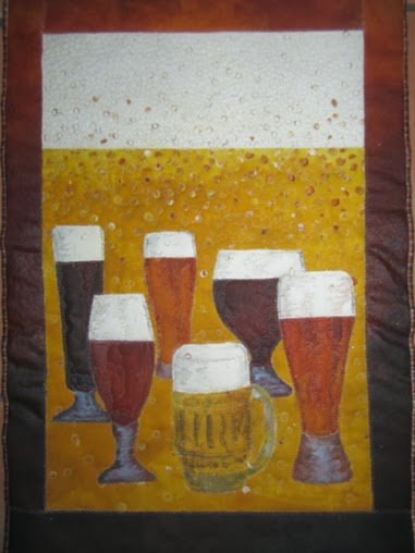bières en chope