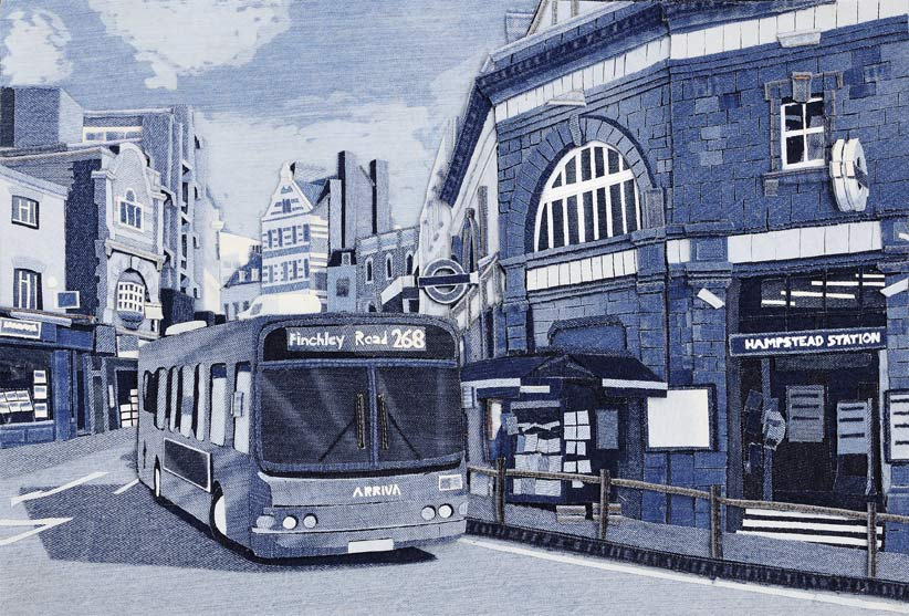 Denimu_Art_Hampstead_tube