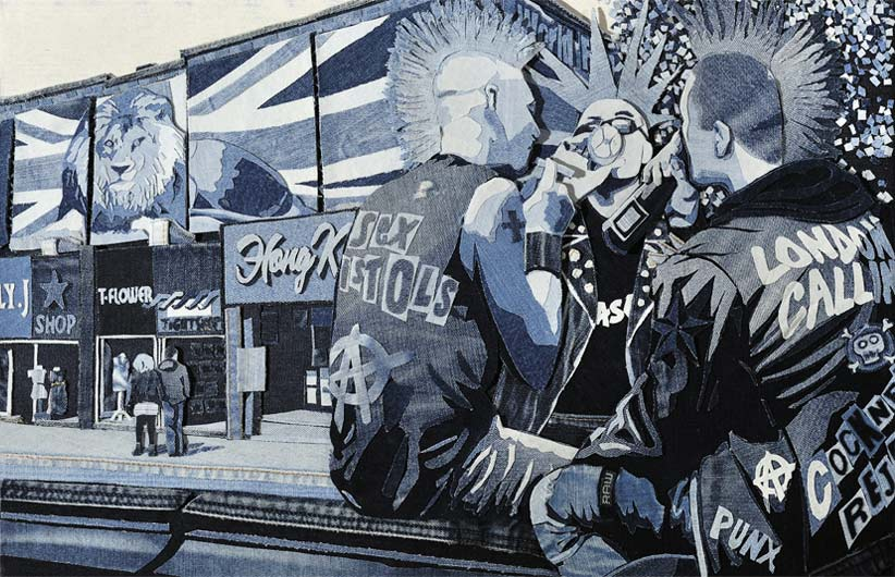 Denimu_Art_london_punk