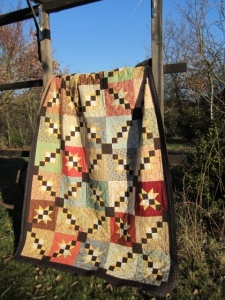 Nolwenn's quilt