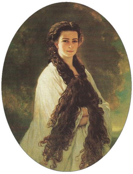 456px-Empress_Elisabeth_of_Austria,_1864