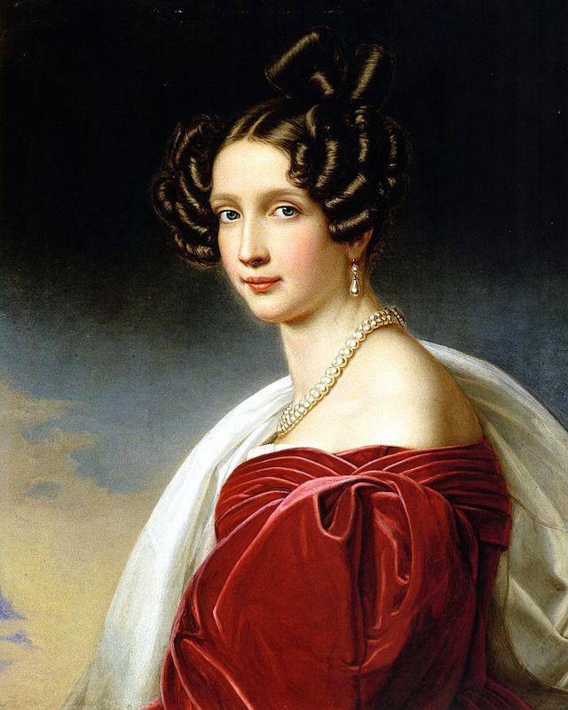 Stieler_Archduchess_1832