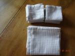 nappes et serviettes