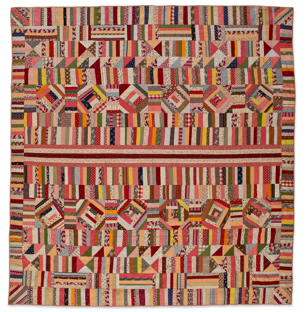 string quilt pennsylvania 1890