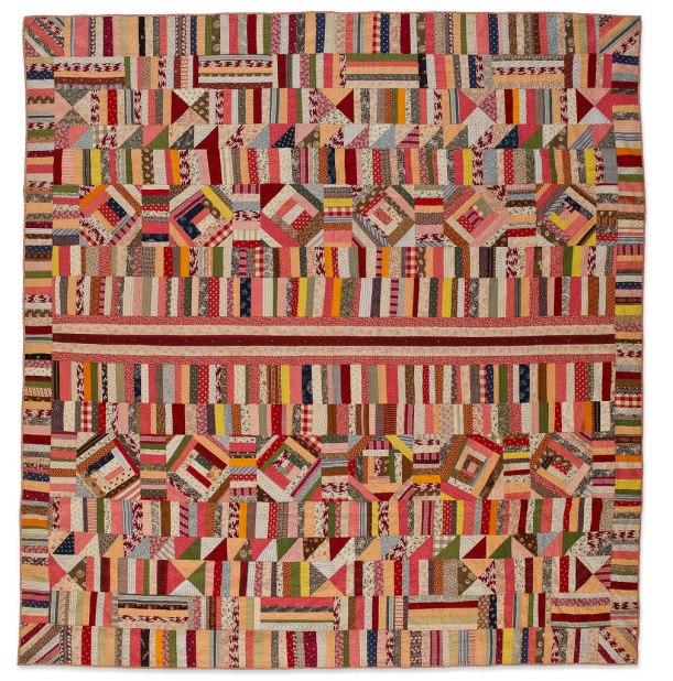 string quilt pennsylvania 1890