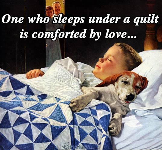 under quilt sleeping