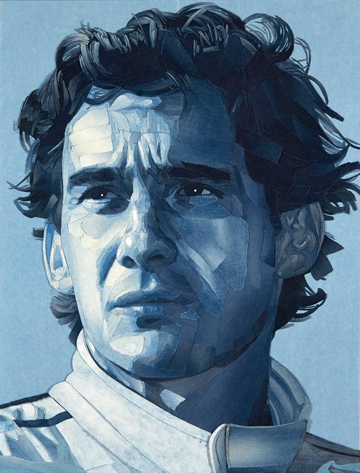 Denimu Ayrton Senna
