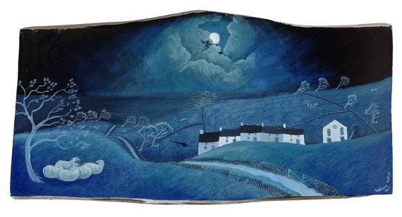 moutons sous la lune Valériane Leblond