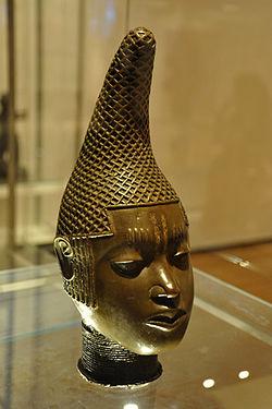 Benin_Queen_Mother_Head