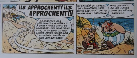 Astérix et les Normands / Goscinny & Uderzo