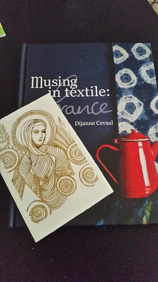 Musing in Textile