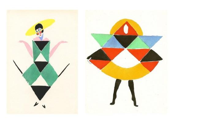 En 1928, des costumes pour le Carnaval de Rio !