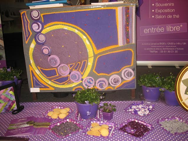 CM et violettes