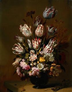 Hans Bollongier, Bouquet de tulipes, 1639,