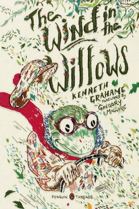 Rachel Sumpter Penguin Threads Wind in the Willows cover