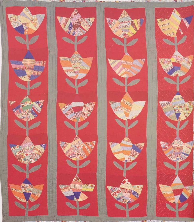 string tulips annie howard 1960