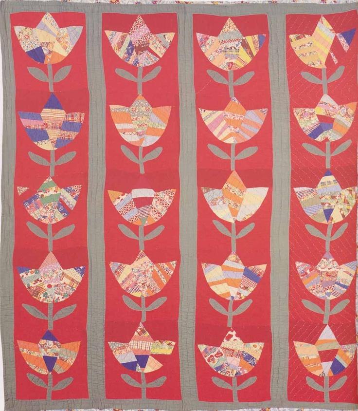 string tulips annie howard 1960
