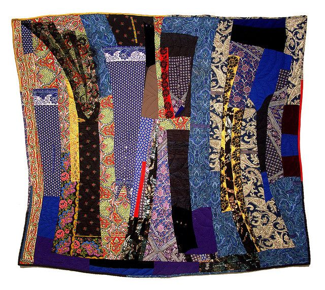 Passage quilt Gerda renee Blumenthl (1923-2004) by Sherri Lynn Wood