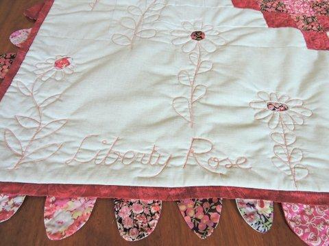 Liberty Rose - Katell Renon