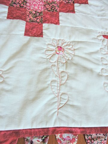 Liberty Rose détail - Katell Renon