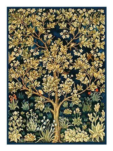 tree of Life W. Morris