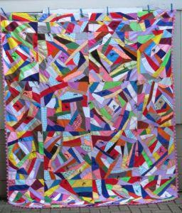 hippy quilt