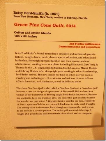 quilt exhibit