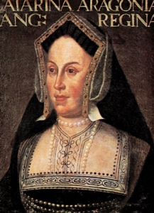 Catherine of Aragon 1