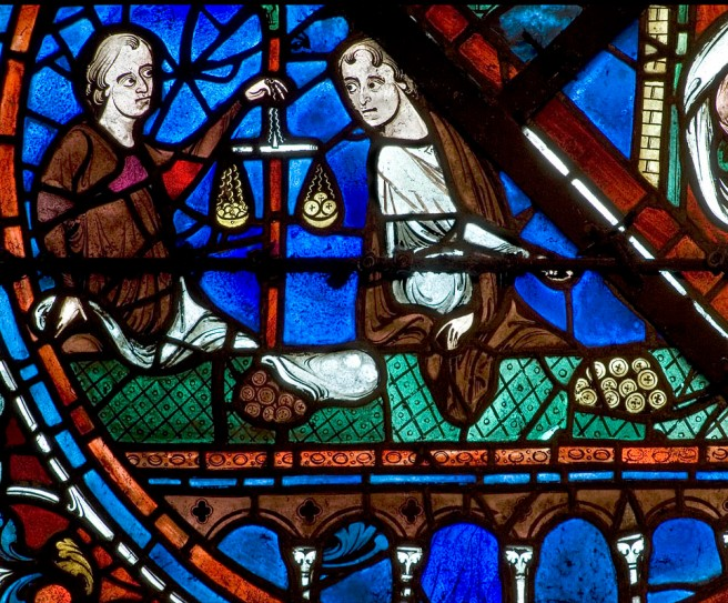 Chartres Bay 41 (Joseph) - Panel 01