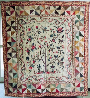 antique quilt 1