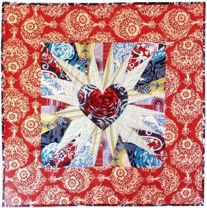 Love Emblem, Anna Maria Horner