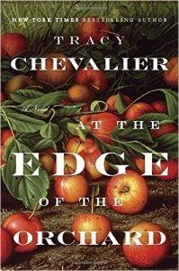 Couverture américaine du dernier livre de Tracy Chavalier