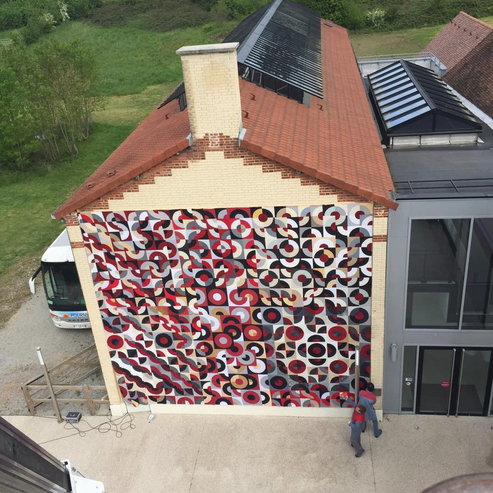 Projet Fou BOHIN FRANCE PATCHWORK
