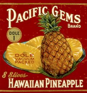L'ananas, soleil d'or de Hawaii!